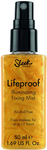 Sleek Lifeproof Illuminating Fixing Mist