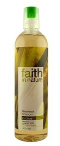 Faith In Nature Tengeri Hínár Sampon