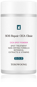 Tosowoong Sos Repair Cica Clinic Spot Powder