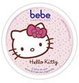 bebe Young Care Zartplege Hello Kitty Gyengéd Krém Fiatal Bőrre