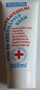 Bellona Munkavédelmi Kéz- És Körömápoló Krém