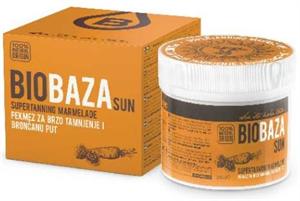 Biobaza Sun Szuperbarnító Napozódzsem