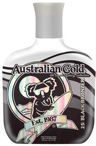 Australian Gold Black Bronzer 25Th