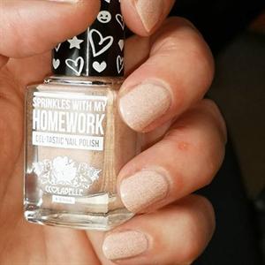 CCL Beauty Sprinkles With My Homework Gel-Tastic Nail Polish