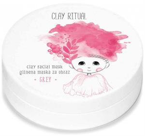 Clay Ritual Agyag Arcpakolás