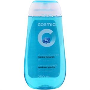 Cosmia Marine Minerals 2 az 1-ben Tusfürdő és Sampon