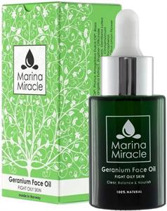 Marina Miracle Geranium Face Oil