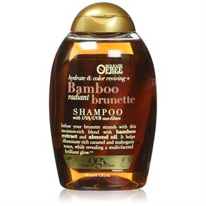 OGX Hydrate & Color Reviving Bamboo Radiant Brunette Shampoo