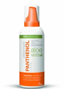 Panthenol Forte Spray Aloe Verával