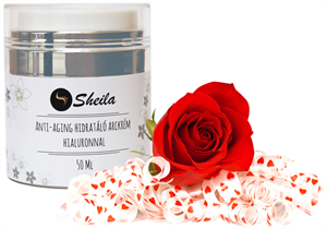 Sheila Anti-Aging Hidratáló Arckrém Hialuronnal
