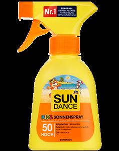 Sundance KIDS Napozó Spray SPF50