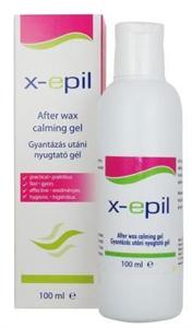 X-Epil Gyantázás Utáni Nyugtató Gél