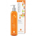 Andalou Naturals Brightening Meyer Lemon + C Creamy Cleanser