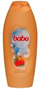 Baba Gyümölcsös Frissesség Tusfürdő