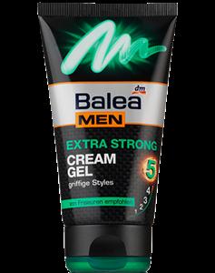 Balea Men Extra Strong Cream Gel