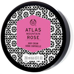 The Body Shop Body Cream Atlas Mountain Rose