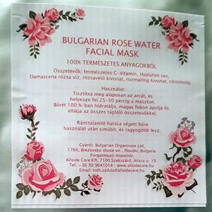Biorose Bulgarian Rose Water Facial Mask