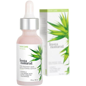 InstaNatural Pro-Radiant Skin Brightening Serum