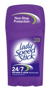 Lady Speed Stick Gel Fruity Splash
