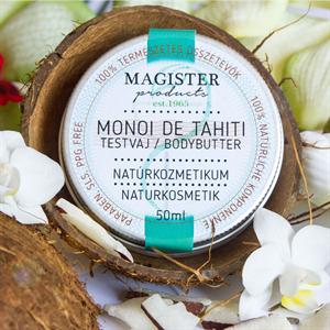 Magister Products Monoi De Tahiti Testvaj