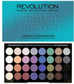 MakeUp Revolution Mermaids Forever 32 Shade Eyeshadow