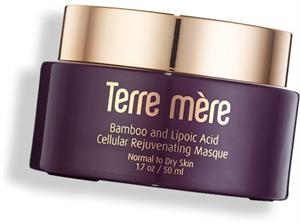 Terre Mère Bamboo And Lipoic Acid Cellular Rejuvenating Masque