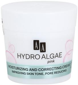 AA Hydro Algae Pink Moisturizing and Correcting Cream