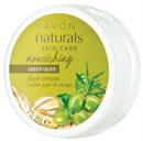 Avon Naturals Zöld Olívabogyó Tápláló Arckrém