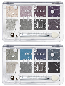 Essence Night Club Glamour To Go Palette
