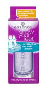Essence Show Your Feet Fehérítő Körömlakk