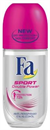 Fa Sport Double Power, Sporty Fresh Roll-On