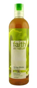 Faith In Nature Ginkgo Biloba Sampon (régi)