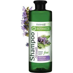 Farmasi Botanics Strength Shampoo With Sage