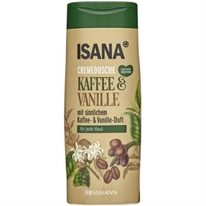 Isana Kaffee & Vanille Krémtusfürdő