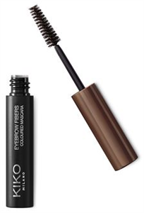 Kiko Eyebrow Fibers Coloured Mascara Szemöldökformázó