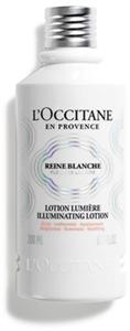 L'Occitane Reine Blanche Ragyogást Fokozó Arcápoló