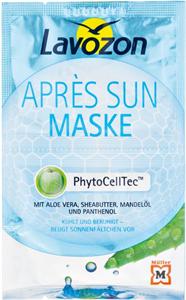 Lavozon Aprés Sun Maske