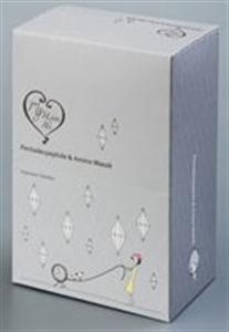 My Hsin-Ni Pentadecpeptide & Amino Maszk