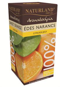 Naturland Édes-Narancs Illóolaj (régi)