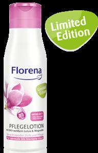 Florena Testápoló Bio Fehér Lótusszal és Magnóliával