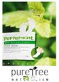 PureTree Peppermint Lábmaszk