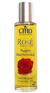 CMD Rosé Exclusice Augen Abschminköl