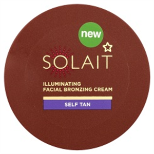 Superdrug Solait Illuminating Facial Bronzing Cream