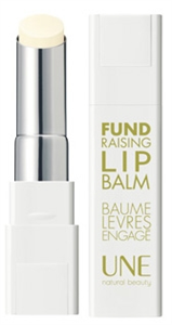Une Fund-Raising Lip Balm