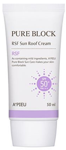 A'PIEU Pure Block Rsf Sun Roof Cream SPF50+ / Pa+++