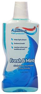 Aquafresh Triple Protection Fresh&Minty Szájvíz