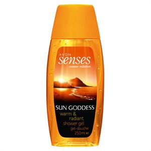 Avon Senses Sun Goddess Tusfürdő
