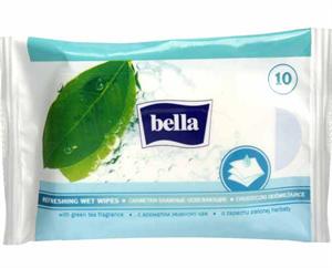 Bella Frissítő Nedves Törlőkendők