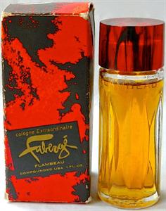 Brut Parfums Prestige Faberge Flambeau