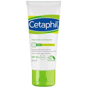 Cetaphil Daily Defence Moisturiser SPF50+